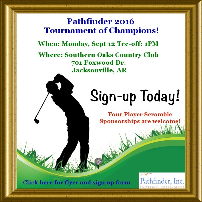 Pathfinder Tournament of Champions Golf Tournament