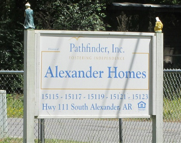 Alexander Waiver Homes
